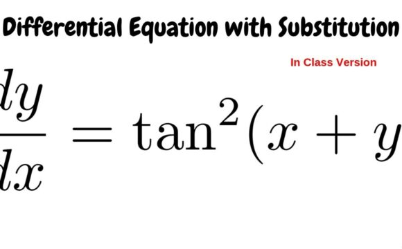 Derivative Of Inverse Tangent